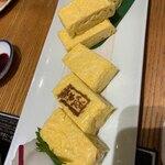 海鮮の國 波奈 - だし巻き卵焼き