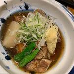 海鮮の國 波奈 - 魚のあら炊き