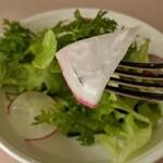 むっしゅカトウ - [料理] サラダ アップ♪w ②