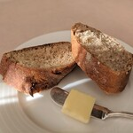 むっしゅカトウ - [料理] フランスパン プレート 全景♪W