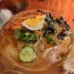 Yakinikuya - 冷麺ハーフ×2