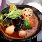 ドロッピン - 料理写真:チキン野菜+ブロッコリー