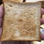 ちゅら雲 - 内麦食パン(角型)1斤@310円
