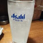 すみやき家 串陣 - レモンサワー390円が39キャンペーンで39円