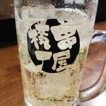 すみやき家 串陣 - ハイボール450円が39キャンペーンで39円