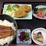 お食事処源氏 - 源氏竹セット