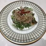 広東料理 台場 楼蘭 - 楼蘭冷麺