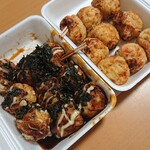たこ焼き屋しんちゃん - 料理写真: