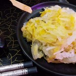 辣幸子回転火鍋 - 漬き白菜