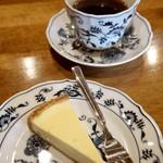 12269378 - チーズケーキセット