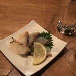 純米酒専門YATA - 大人気!南伊勢から直送!炙り鯛の冷薫