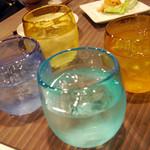 沖縄料理 二 - 泡盛