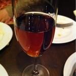 バル・イスパニヤ - シェリー酒  クリーム  カナスタ  750円