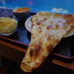 ブリハスパティキッチン - 580yen Butter Chicken Curry Lunch