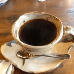 煎売喫茶 治郎兵衛 - コーヒー 380円
