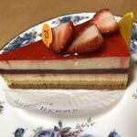 PIERRE HERME PARIS - チーズケーキ セレスト