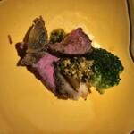 旬彩 えん - 肉と鮑