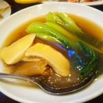 老北京 - チリアワビの醤油煮