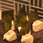 酒ト魚 きんぎょ - チーズそぼろ