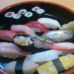三ツ和寿司 - ランチメニューからボリューミー