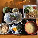休暇村 大久野島 - 料理写真: