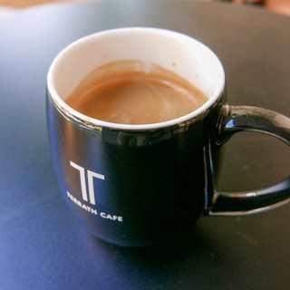 こだわりの有機栽培のコーヒー豆で煎れたオリジナルコーヒー