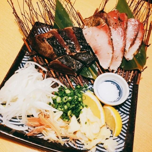 日本酒原価酒場 元祖わら屋 上野御徒町店の料理の写真