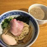 寿製麺よしかわ - 限定 濃厚イカつけ麺