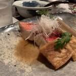 飯家 くーた - 金目鯛の煮付け
