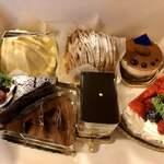 西洋菓子ラヴィエベル - 料理写真: