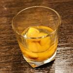 122729256 - 雲丹の乾杯ショットグラス
