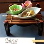 和膳 蜻蛉亭 - 料理写真:付き出し