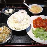 12273214 - エビチリ定食