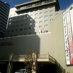 12273369 - 「アンドミー」がある水戸京成ホテル外観
