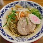 九州らーめん 亀王 - 油ソバ