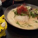 東南アジア食堂 マラッカ - 大阪ラクサスープカレーライスとキトランタン