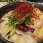 東南アジア食堂 マラッカ - 大阪ラクサヌードル 海老バージョン