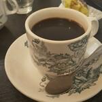 東南アジア食堂 マラッカ - ホワイトコーヒー