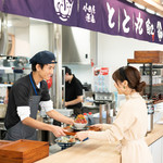 小田原漁港 とと丸食堂 - メイン写真: