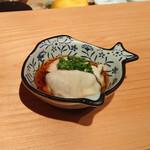 鮨 尚充 - 仙鳳趾牡蠣