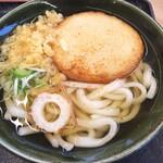 おべんとうのヒライ - 料理写真:まる天とうどん! これは美味しかった!v(^∀^)v