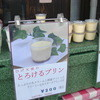 ひげプリン - 料理写真:とろけるプリン200円