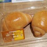 122740140 - むらさき芋バターロール