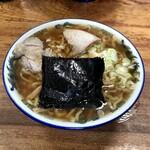 ケンちゃんラーメン - [2019/12]中華そば・小盛(700円)