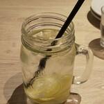 ポータル カフェ アキバ - 自家製レモネード