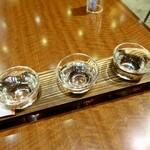 122742414 - [2019/12]よりどり三酒(1000円)