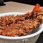 122742553 - 上天丼と蕎麦(冷)セット