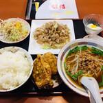 台湾料理 龍勝 -