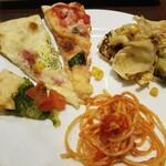 パパゲーノ - ピザとパスタ。