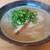 ラーメン加藤 - 料理写真:特濃A級とんこつ